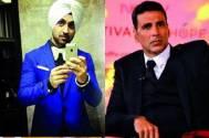 Diljit Dosanjh reveals what made him bond with Akshay Kumar on the sets of Good Newwz