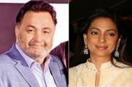 The 'Chandni' hitmaker jodi Rishi Kapoor-  Juhi Chawla reunite for Sharmaji Namkeen!