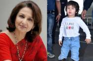 Post celebrating granny Sharmila Tagore's birthday, Taimur is back in town with parents; check photos