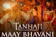 Check out Tanhaji's new song Maay Bhavani