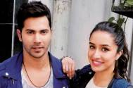 We heart Varun Dhawan and Shraddha Kapoor in this 'then and now' picture!