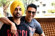 Akshay, Diljit undergo labour pain test to promote 'Good Newwz'