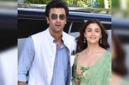 Alia Bhatt and Ranbir Kapoor shoot for a song in Varanasi for Bramhastra