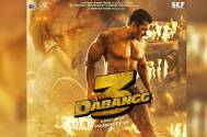 """Well, I'm writing it, playing the character,"" says Salman Khan on Dabangg 3"