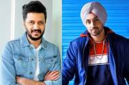 Bollywood celebs Riteish Deshmukh and Diljit Dosanjh give a shoutout to Bhangra Paa Le!