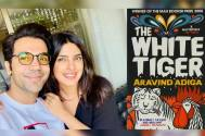 Priyanka Chopra, Rajkummar Rao Celebrates as on the completion of 50 Days of Shoot of the Netflix Film The White Tiger