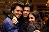 This Shah Rukh Khan number is Ritiesh and Genila's relationship song