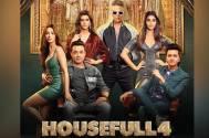 Akshay Kumar, Riteish Deshmukh and Bobby Deol starrer Housefull 4 on Hotstar VIP