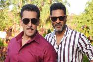 alman Khan and Prabhu Deva