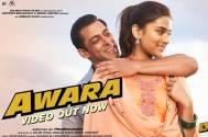 Salman Khan and Saiee Manjrekar