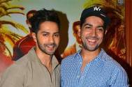 Rohit and Varun Dhawan