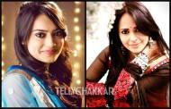 Surbhi Jyoti and Natasha Sharma