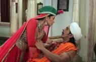 Kishwer Merchantt and Vishal Kotian