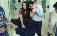 Mihika Varma and Raj Singh Arora