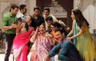 The cast of Zee TV's Tumhi Ho Bandhu Sakha Tumhi