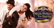 Evergreen romance: #20YearsOfDDLJ