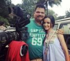 Sanaya Irani's look in Star Plus' Meenu Mausi