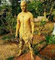 'Mud Man' Vineet Raina