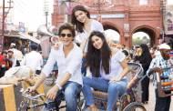 Shahrukh Khan, Katrina Kaif, Anushka Sharma
