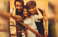 Karan Wahi, Jennifer Winget, Harshad Chopda