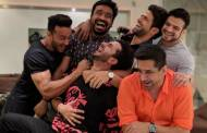 Rithvik Dhanjani, Rohit Reddy, Karan Patel, Aly Gone, Sakett Saawhney, Mushtaq Shiekh