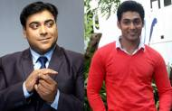 Ram Kapoor and Ruslaan Mumtaz