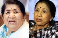Lata Mangeshkar-Asha Bhosle