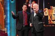 Did you like the first episode of The Anupam Kher Show?
