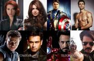 Which TV actor suits the character from 'The Avengers' best?
