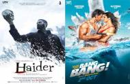 Haider or Bang Bang: Which upcoming movie looks more exciting?