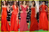 IIFA 2015: Which Bollywood actress sizzled in red?