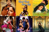 Which SRK romantic movie is your favourite?