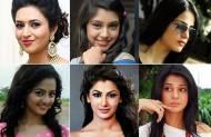 Which TV beauty has the maximum fan following?
