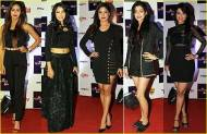 Tellychakkar.com bash: Who looked the HOTTEST in black?