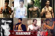 Who is the ultimate hot bod (Male) of 2016?