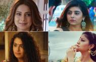 Which TV actress looks pretty with a nose ring?
