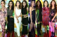 Which TV actress was too hot to handle at the TellyChakkar's 13th B'day bash?