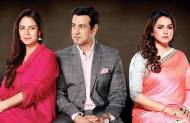 Whom does Ronit Roy looks best with in Kehne Ko Humsafar Hai 2?