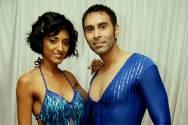 Jesse and Sandeep