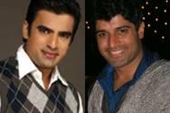 Mohit Mallik and Shakti Anand