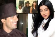 Karan Singh Grover and Nicole Alvares