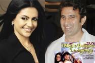Mandira Bedi and Parmeet Sethi