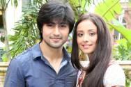 Harshad Chopda and Anupriya Kapoor