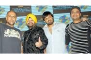 Vishal, Daler Mehendi and Sajid-Wajid