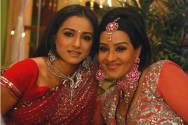 Shilpa Shinde and Neha Bamb