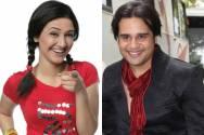 Ragini Khanna and Krishna Abhishek