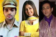 Sufi Malhotra, Sana Sheikh and Sahil Anand