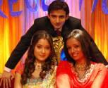 Romit Raj,Parul Chauhan and sara khan