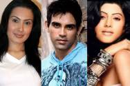 Kamya Punjabi, Dakssh Ajit Singh and Vindhya Tiwari