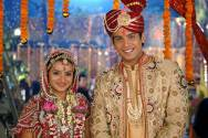 Siddarth Shukla and Aastha Chaudhary